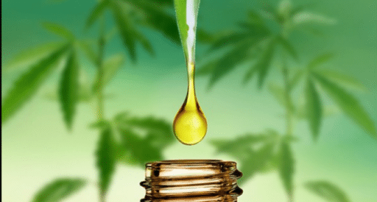 CBD Oil For Fitness