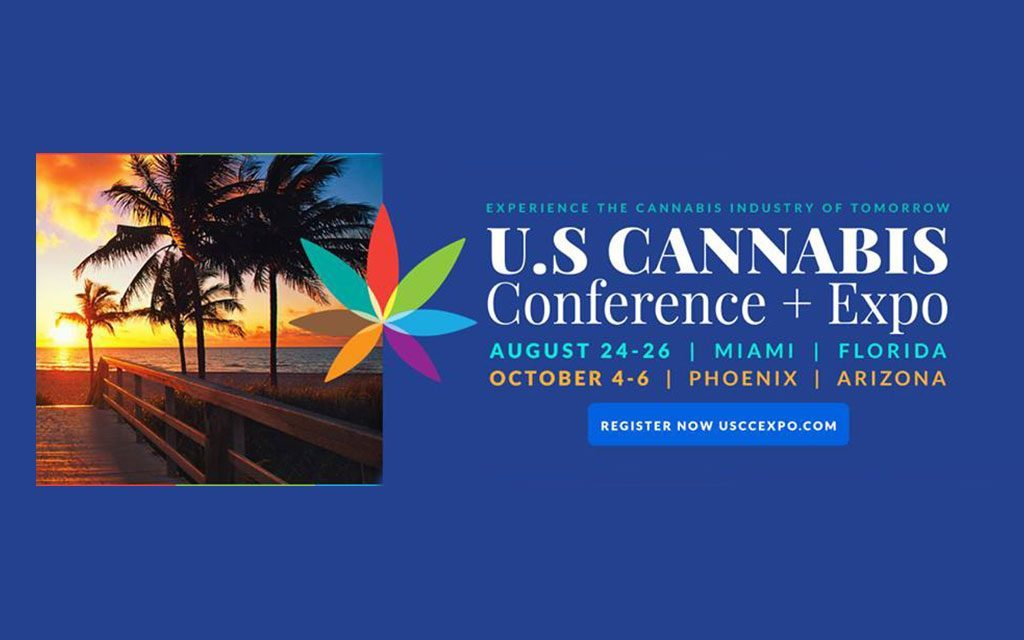 U.S. Cannabis Conference & Expo in Miami, Florida