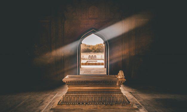 Restoration Process of King Tutankhamun's Coffin