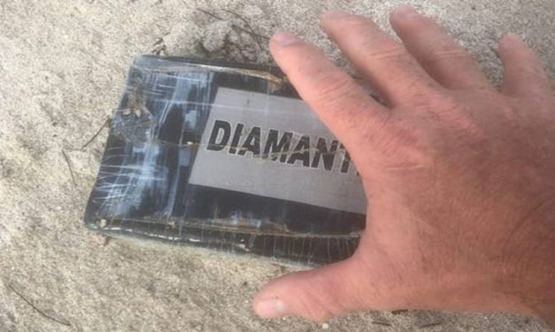 Cocaine Washes Up on Space Coast Beaches Twice After Dorian