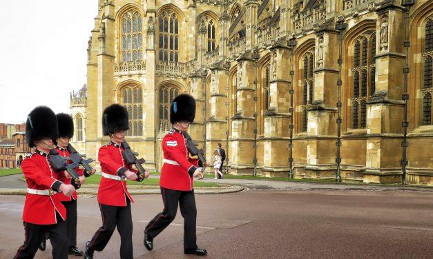 Turmoil in the Royal Family