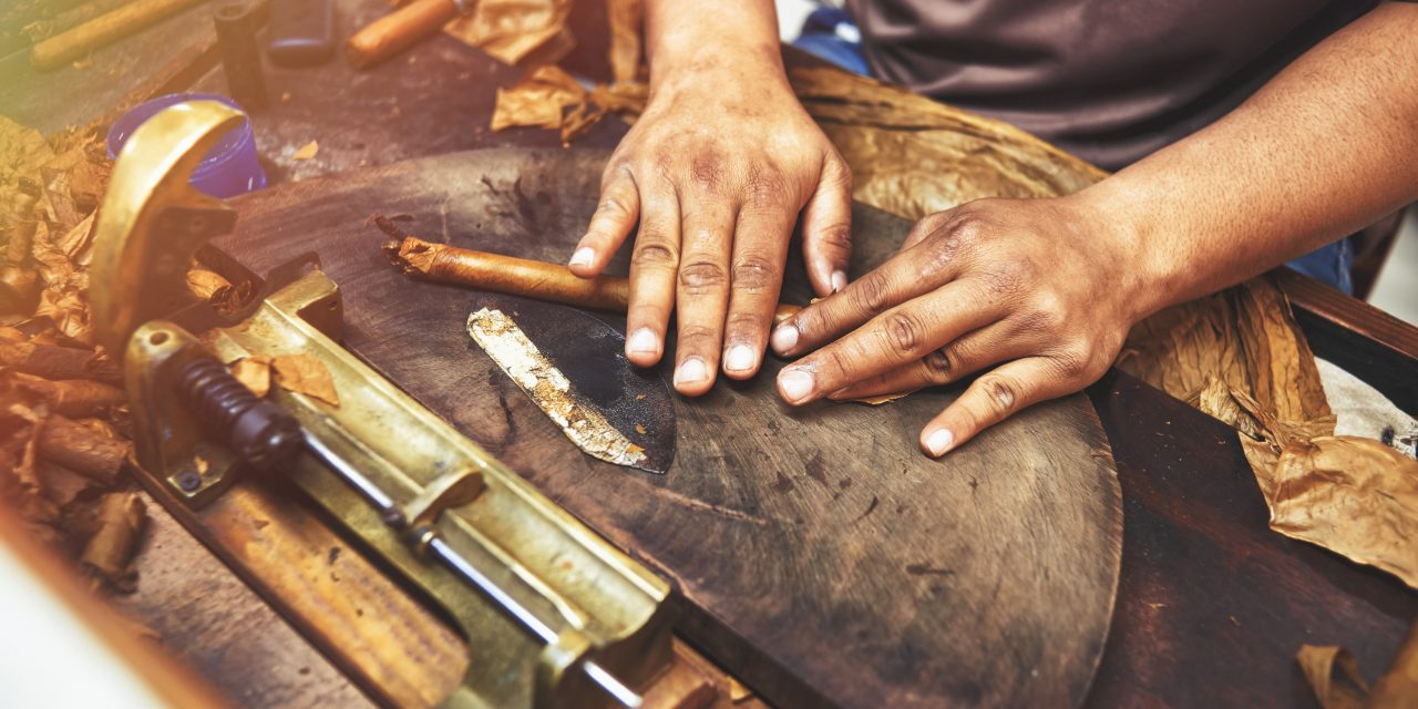 Types of Cigar Vitolas