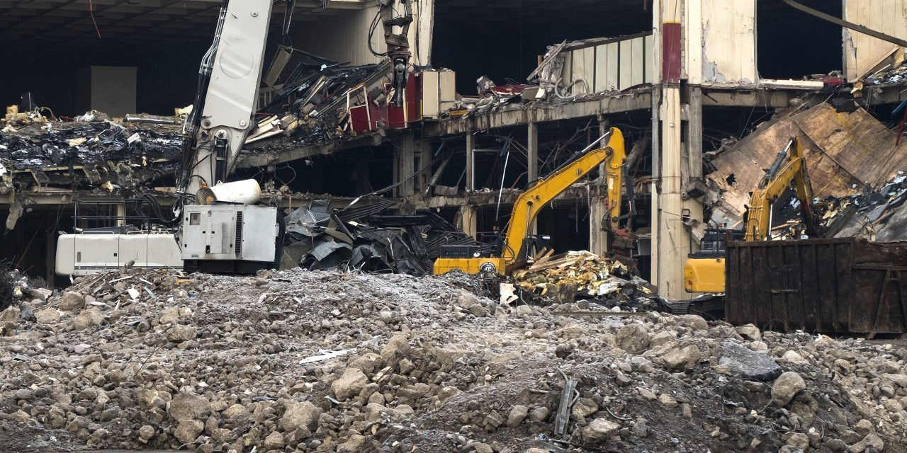 Demolition Company in Texas Tears Down the Wrong Home