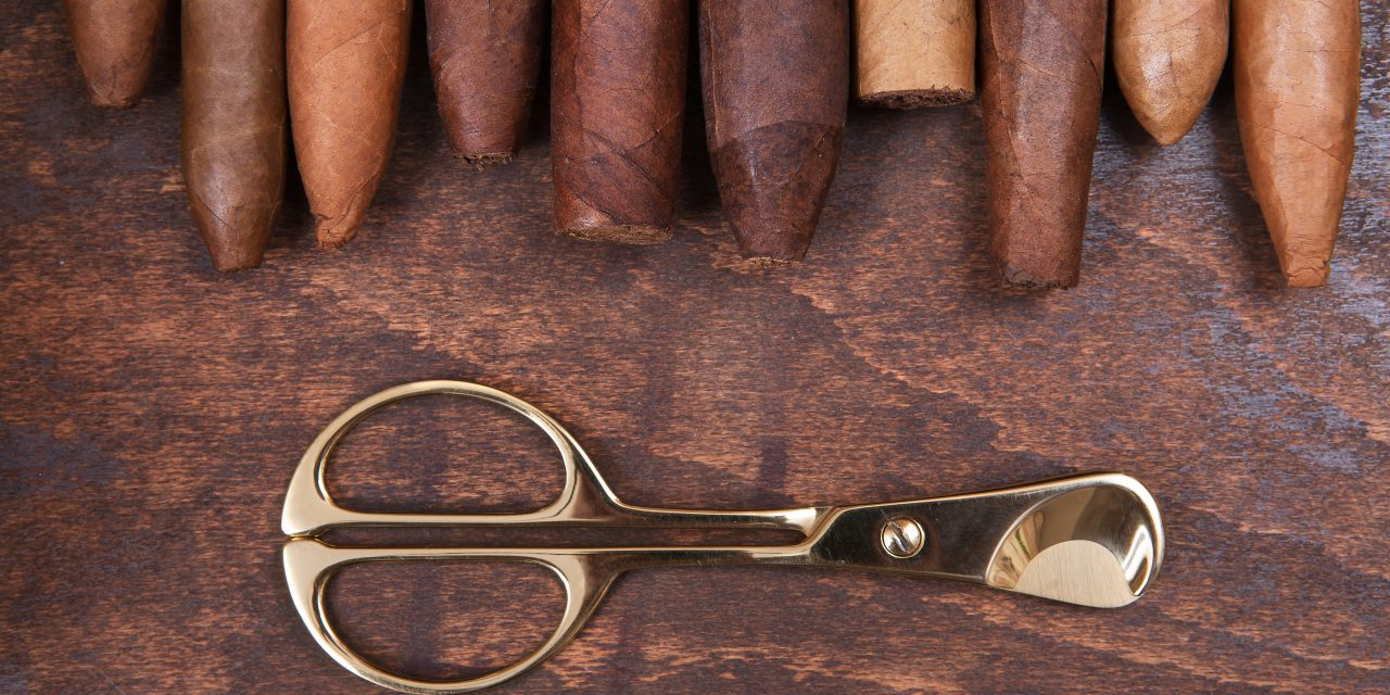 Types of Cigar Cutters & Cuts