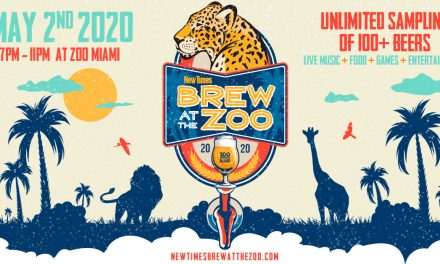 Miami New Times Brew at the Zoo is the Best Beer Festival of the Year!