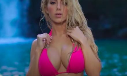 Model Valeria Orsini Photoshoot