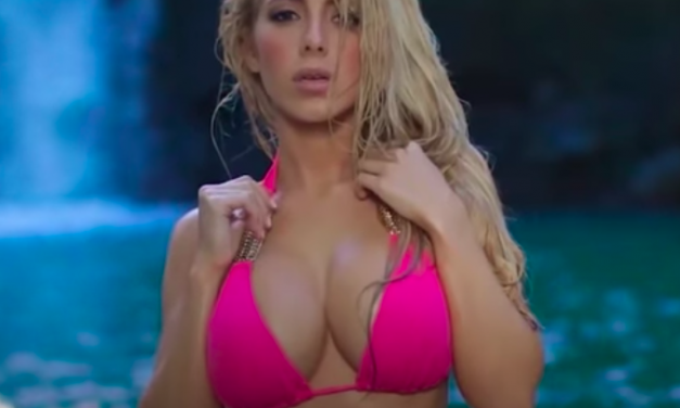 Model Valeria Orsini Photoshoot